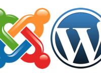 Консультации и обучение работе с joomla и wordpress