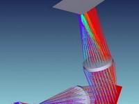Расчет и оптимизация оптических систем по заданным параметрам ее элементов...