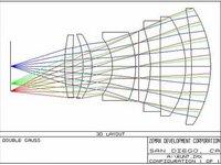 Расчет и оптимизация оптических систем по заданным параметрам элементов ос...