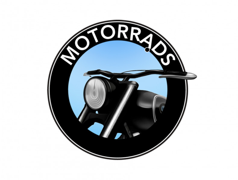 Логотип Motorrads