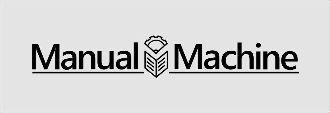 Логотип для сайта-каталога инструкций для бытовой техники