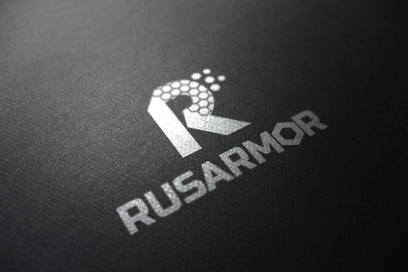 Разработка логотипа технологического стартапа РУСАРМОР фото f_7505a09da7d01d9b.jpg