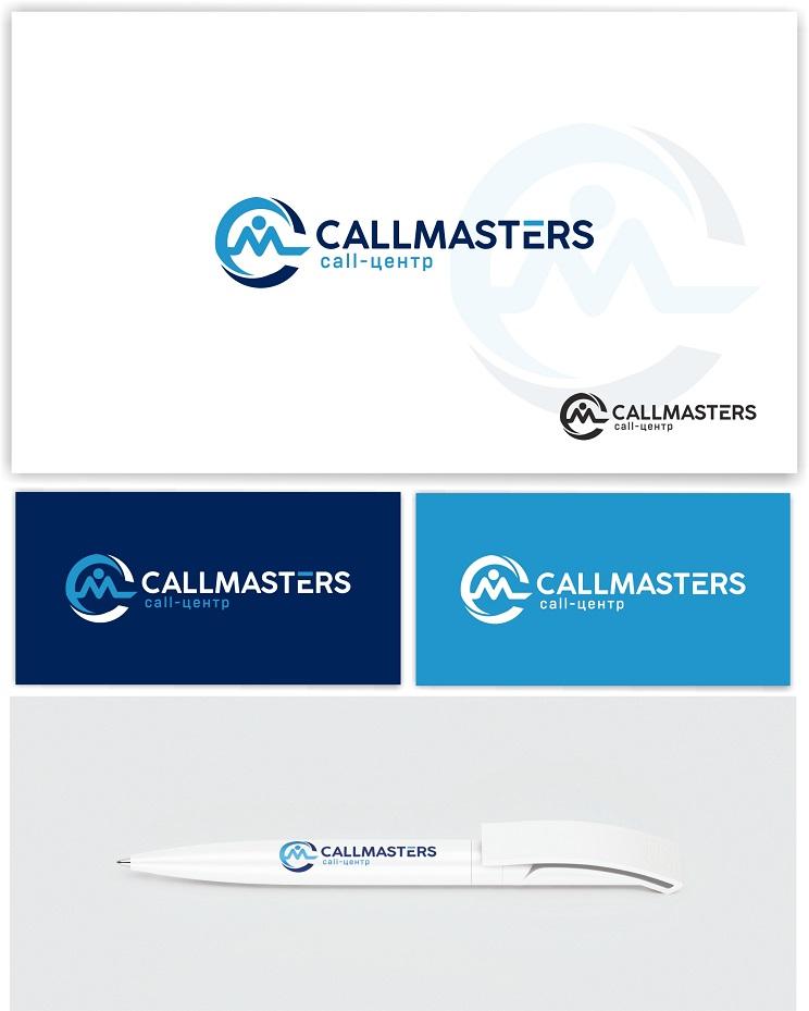 Логотип call-центра Callmasters  фото f_7635b74137c6a942.jpg