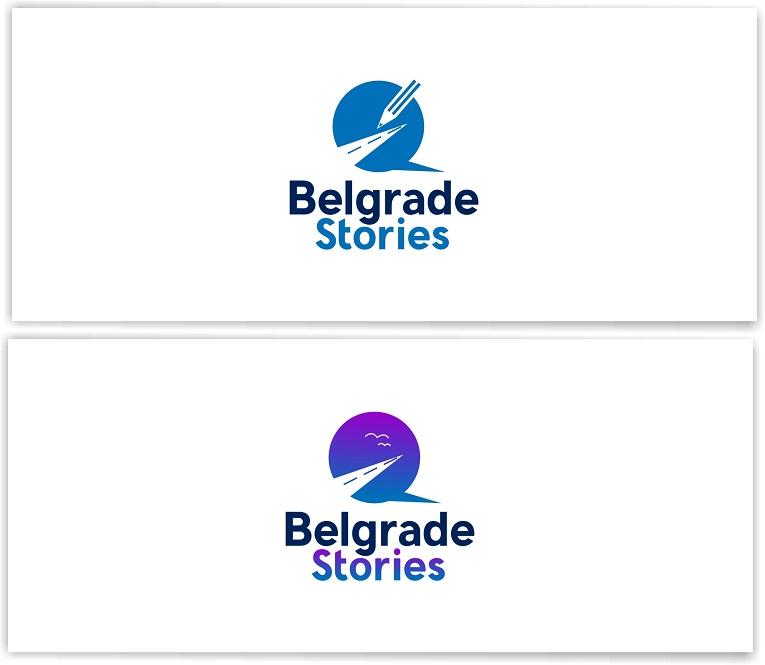 Логотип для агентства городских туров в Белграде фото f_997589d811142a54.jpg