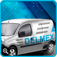 Баннер для компании - DELMEX №4