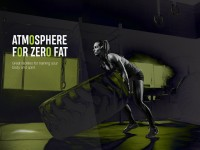 Рекламные постеры для Фитнес Центра Ozone