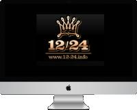 Наполнение интернет-магазина http://12-24.info/ (Magento)