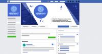 Оформление группы в ФБ для фирмы компьютерных услуг ZeonIT