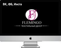 """Ведение групп для """"Салон Штор Flemingo"""""""