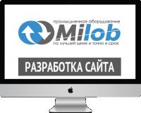 Сайт для промышленного оборудования - Milob.ru