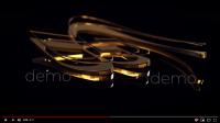 Интро/лого графика