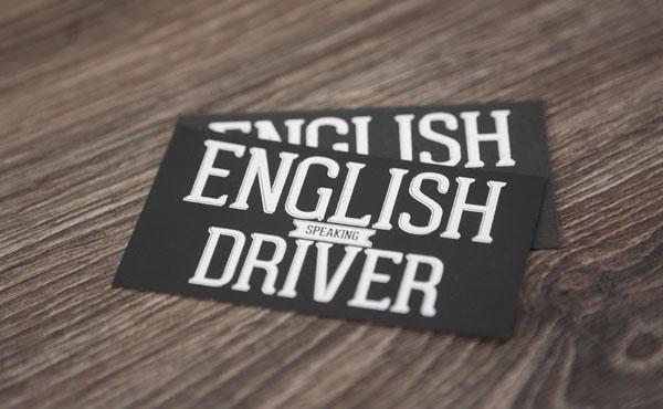 Визитка водителя-экскурсовода