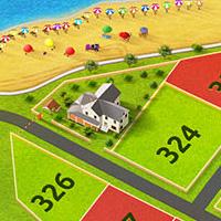 Генплан земельных участков