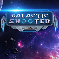 Galactic Shooter. Mobile app