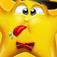 Персонажи-стикеры для «Monopoly Star»