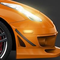 Отрисовка автомобилей для игры «Drag Racing»
