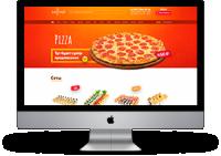 """Интернет магазин по продаже суши и пиццы """"BANZAI"""" (15 страниц)"""