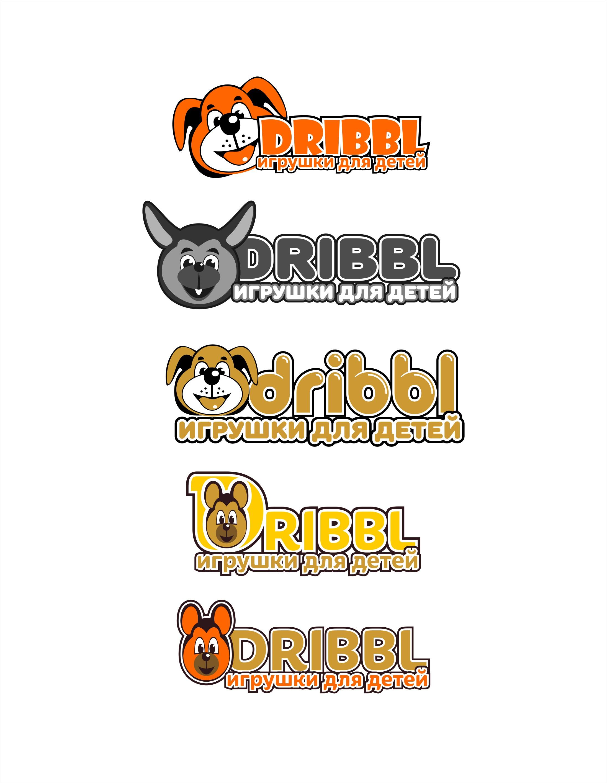 Разработка логотипа для сайта Dribbl.ru фото f_0285aa25a568b8ed.jpg