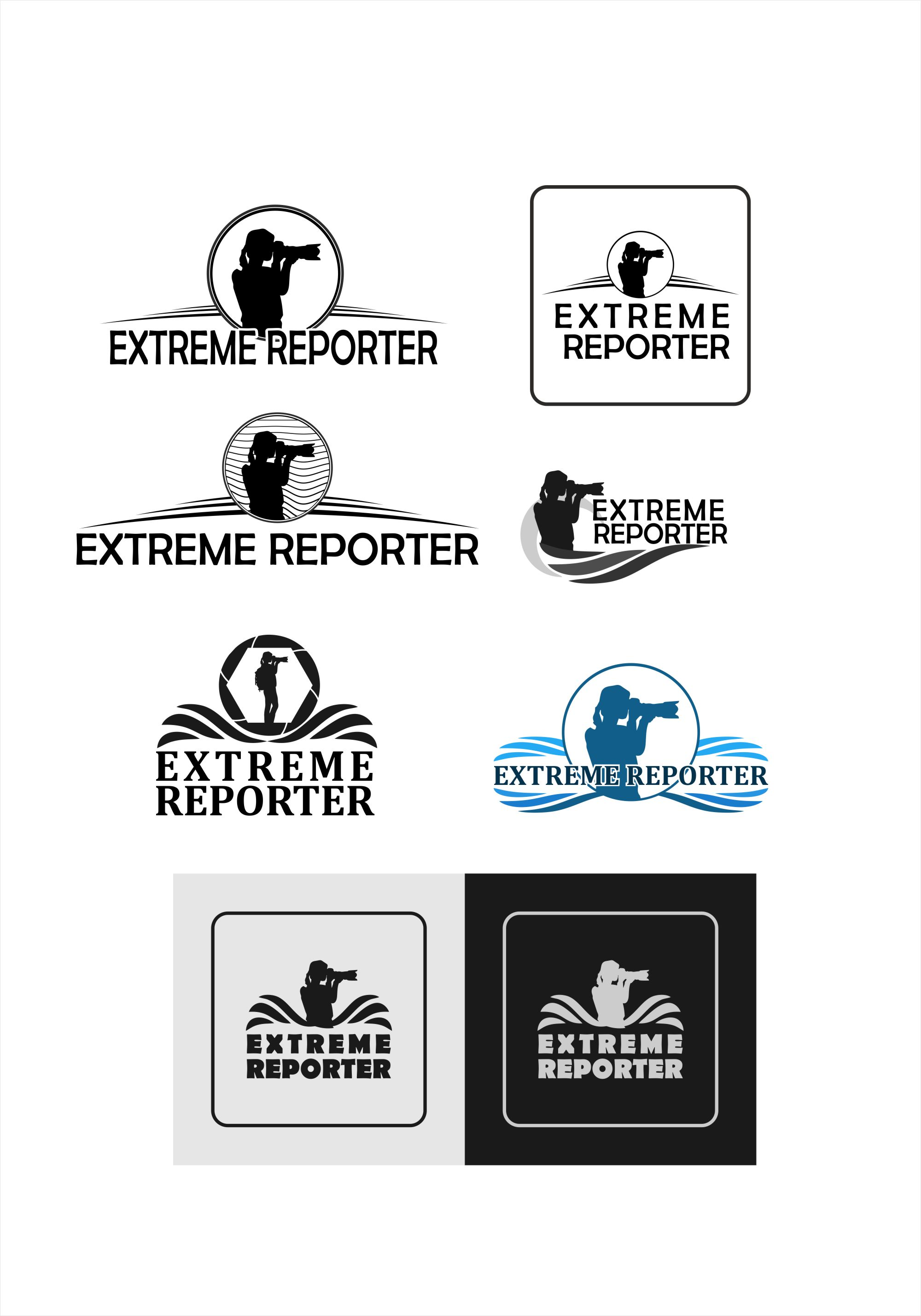 Логотип для экстрим фотографа.  фото f_4005a54b5b81f9b6.jpg