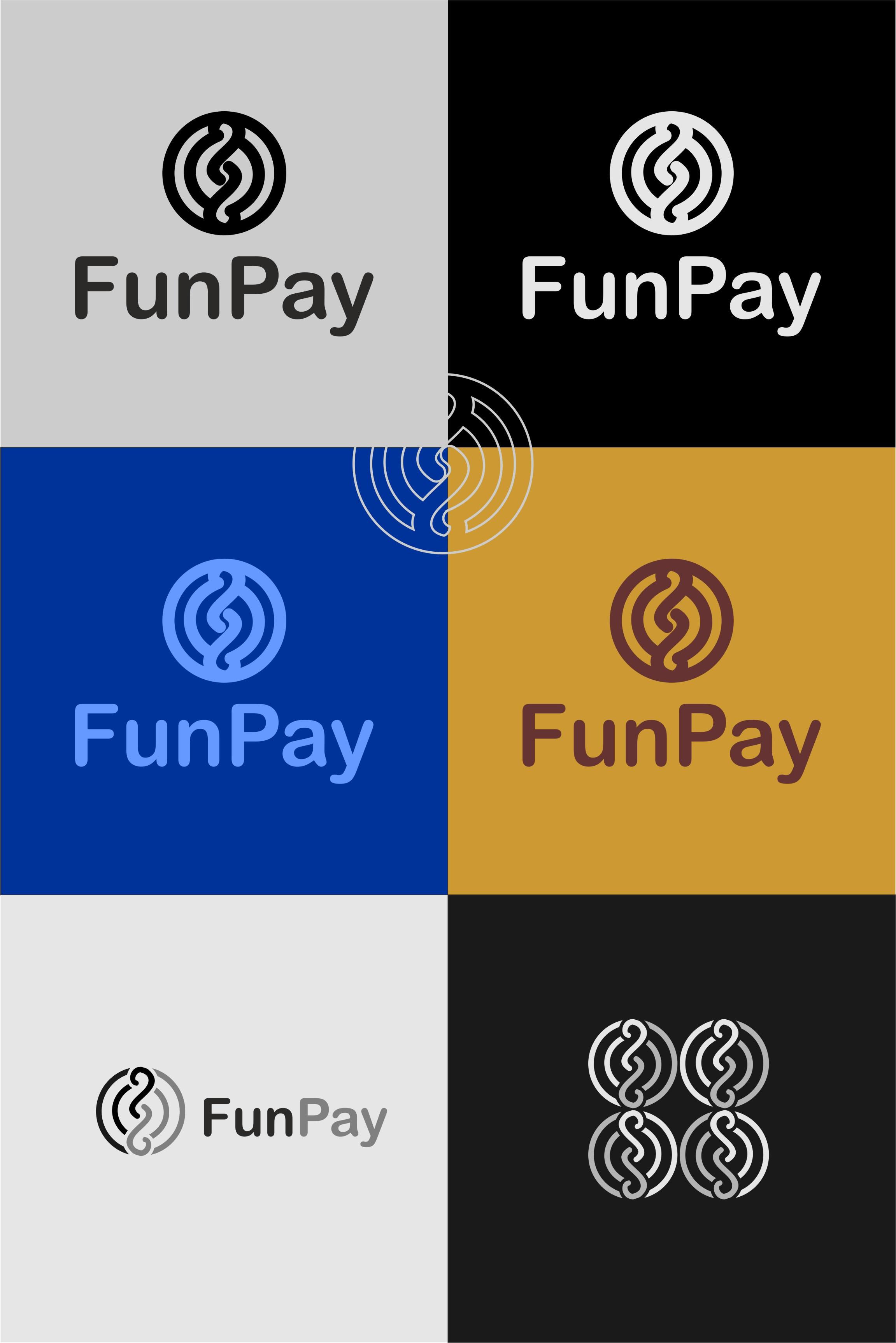Логотип для FunPay.ru фото f_442599ffe687365b.jpg