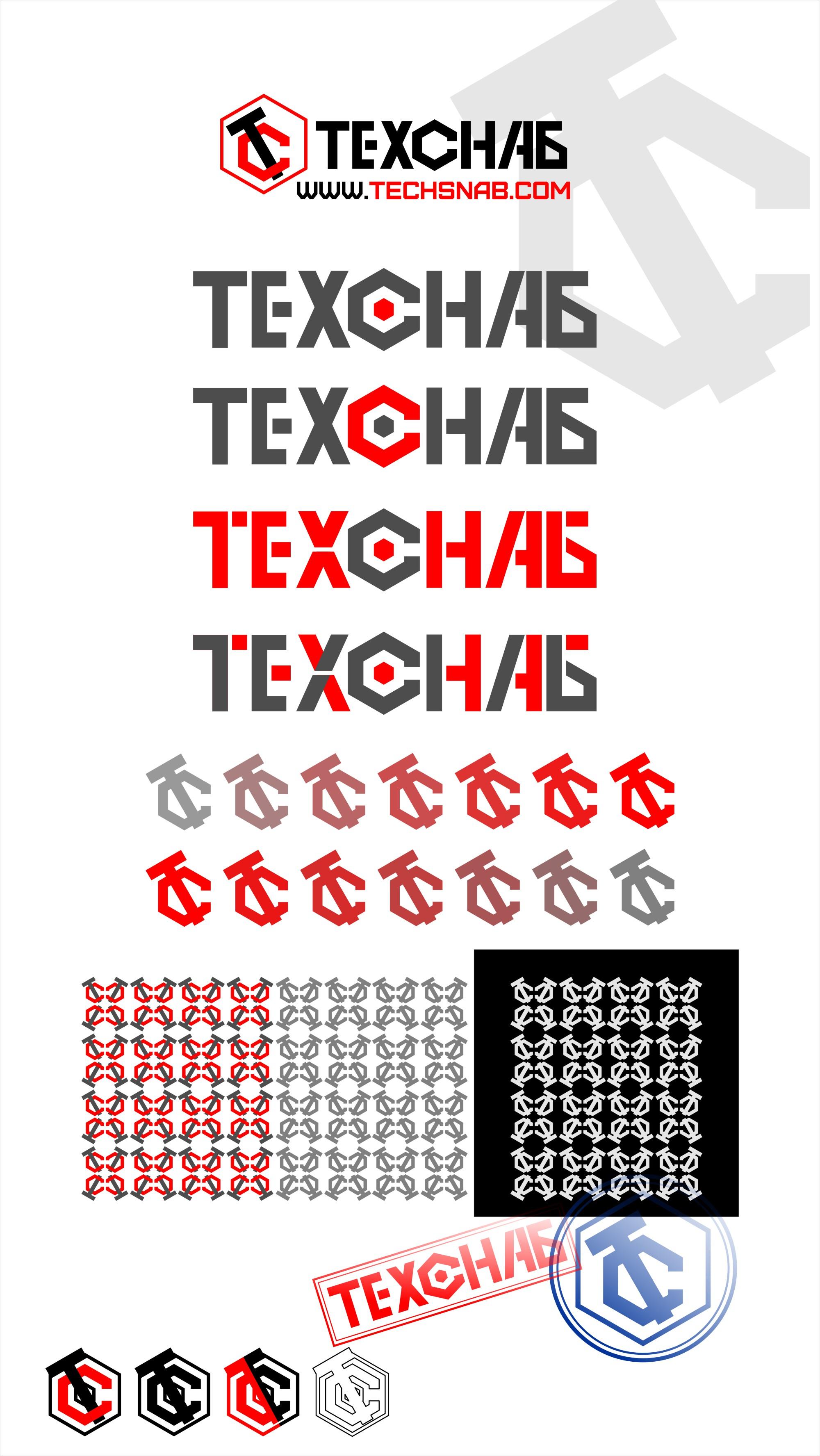 Разработка логотипа и фирм. стиля компании  ТЕХСНАБ фото f_6705b1f8d2738ee5.jpg