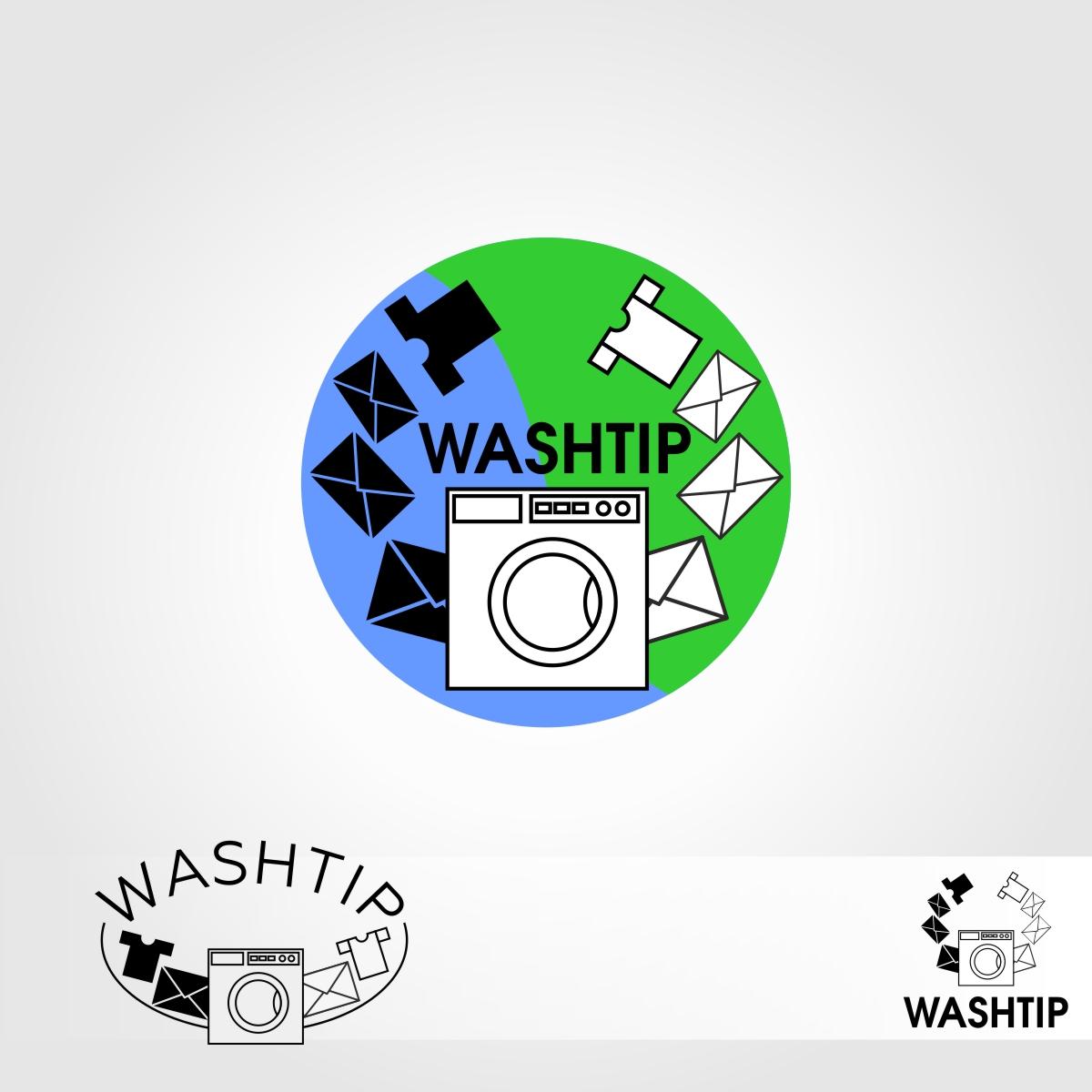Разработка логотипа для онлайн-сервиса химчистки фото f_6715c0bf583c13ed.jpg
