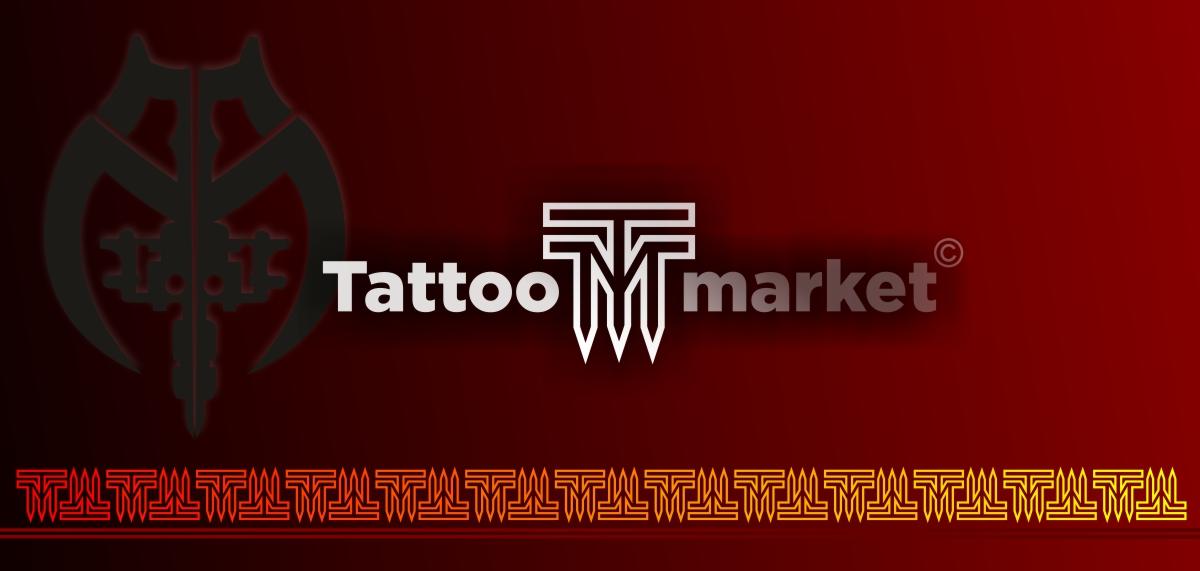 Редизайн логотипа магазина тату оборудования TattooMarket.ru фото f_8545c3cd856f3851.jpg