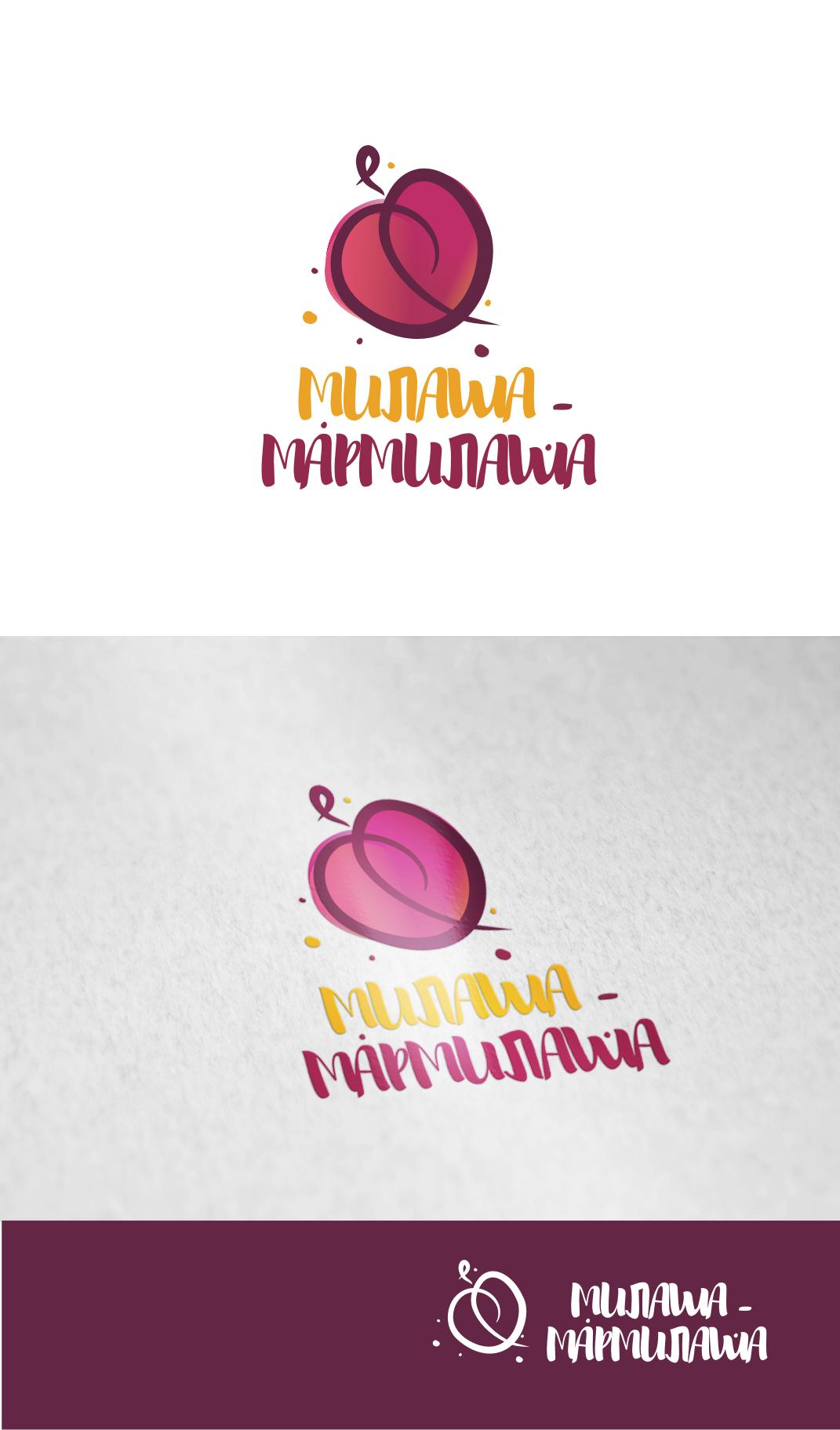 """Логотип для товарного знака """"Милаша-Мармилаша"""" фото f_0765874d660a3a50.png"""