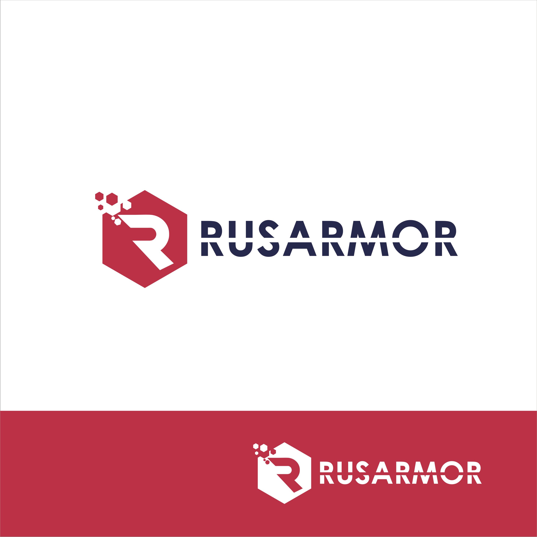 Разработка логотипа технологического стартапа РУСАРМОР фото f_5325a0c462eb7500.png