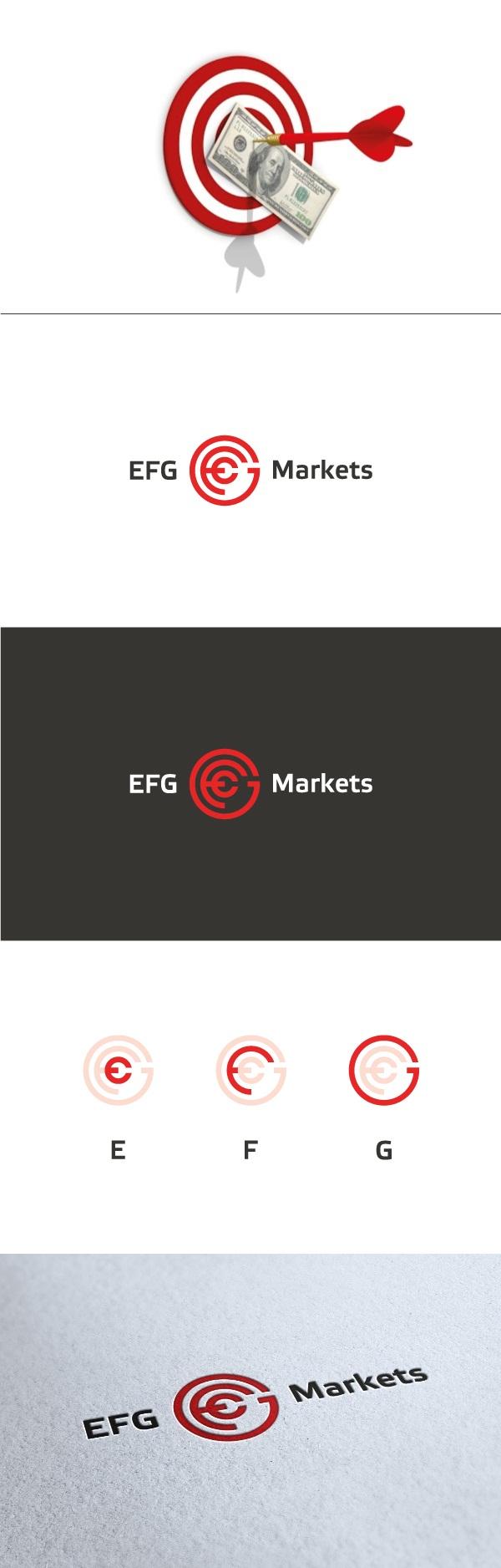 Разработка логотипа Forex компании фото f_5032916964265.jpg