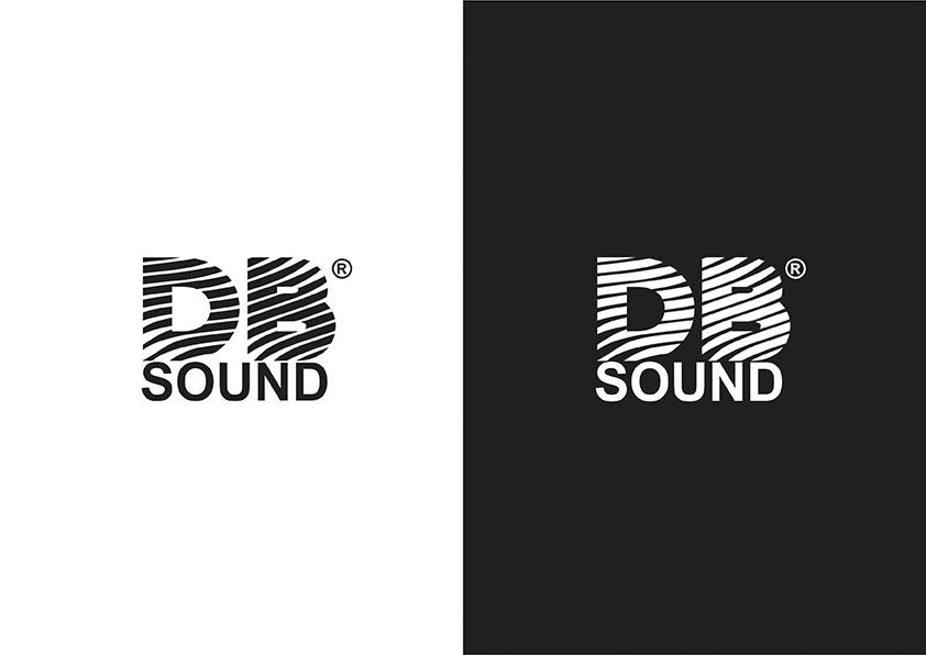 Создание логотипа для компании dB Sound фото f_35459b680e543583.jpg
