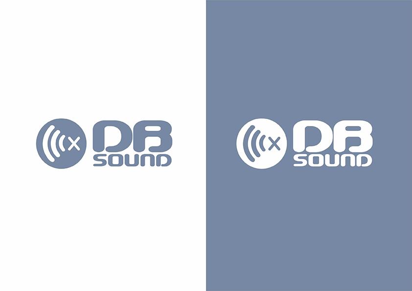 Создание логотипа для компании dB Sound фото f_73659b6746d74676.jpg