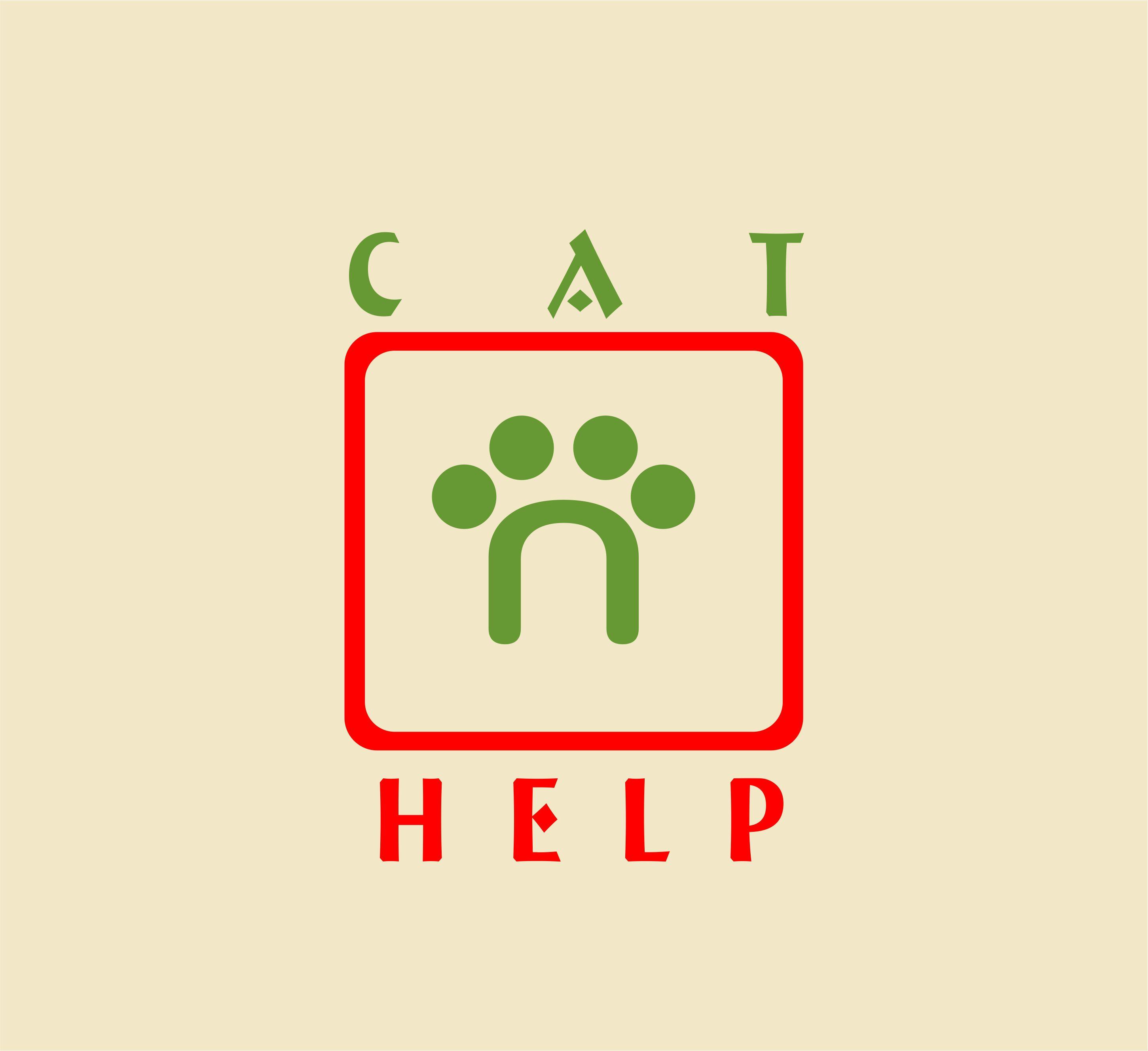 логотип для сайта и группы вк - cat.help фото f_31559d9cfc473ad9.jpg