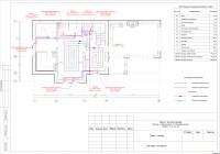 чертежи для дизайна помещений