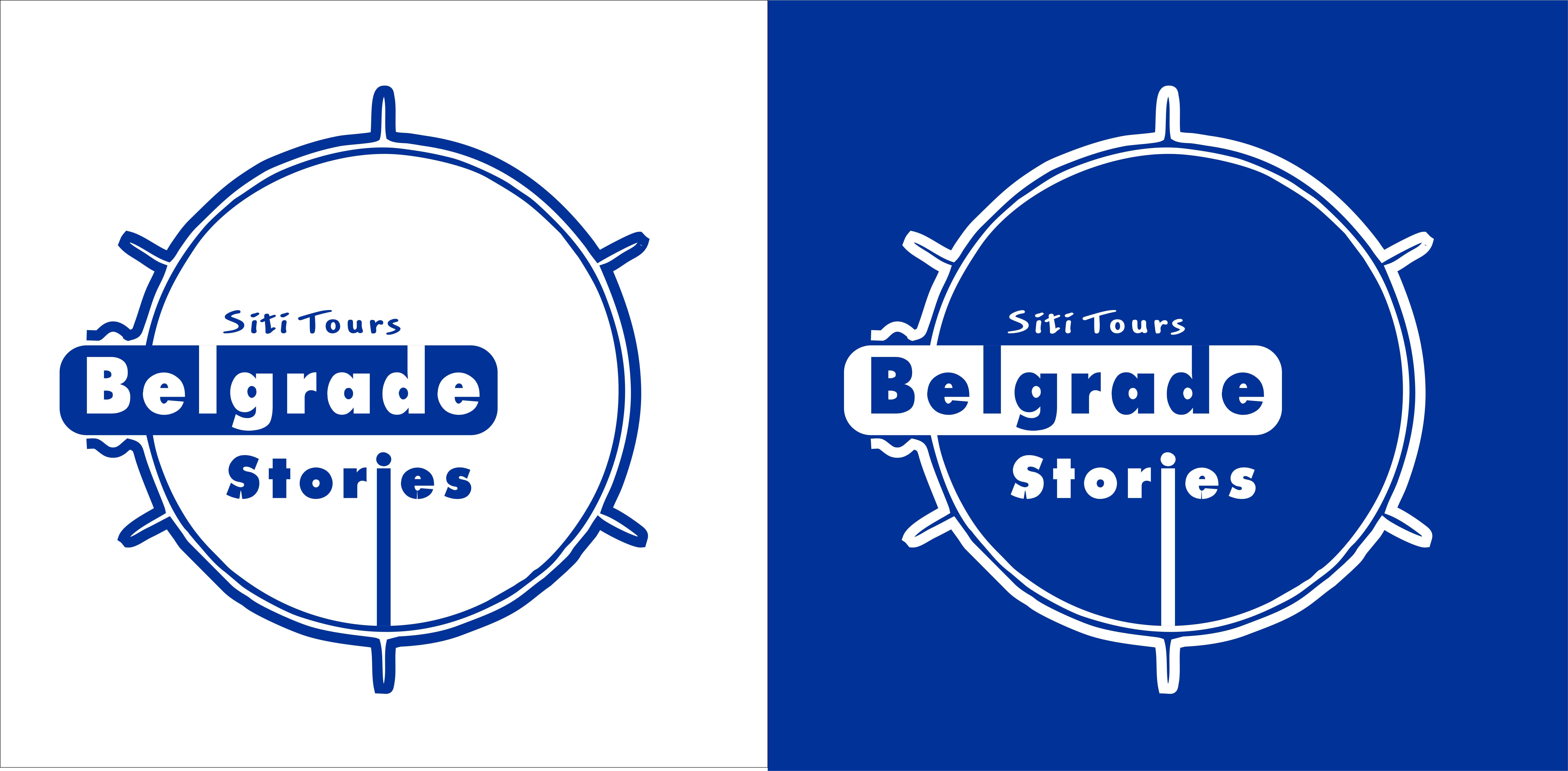 Логотип для агентства городских туров в Белграде фото f_85558985f5a4c0c2.jpg
