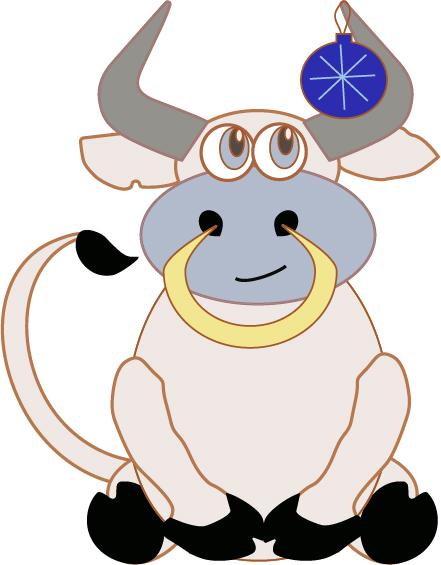 Создать рисунки быков, символа 2021 года, для реализации в м фото f_0805ee33f5717390.jpg