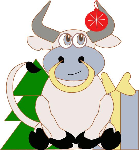 Создать рисунки быков, символа 2021 года, для реализации в м фото f_5635ee33f4ea5ec5.jpg