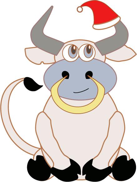 Создать рисунки быков, символа 2021 года, для реализации в м фото f_7025ee33f5e63265.jpg
