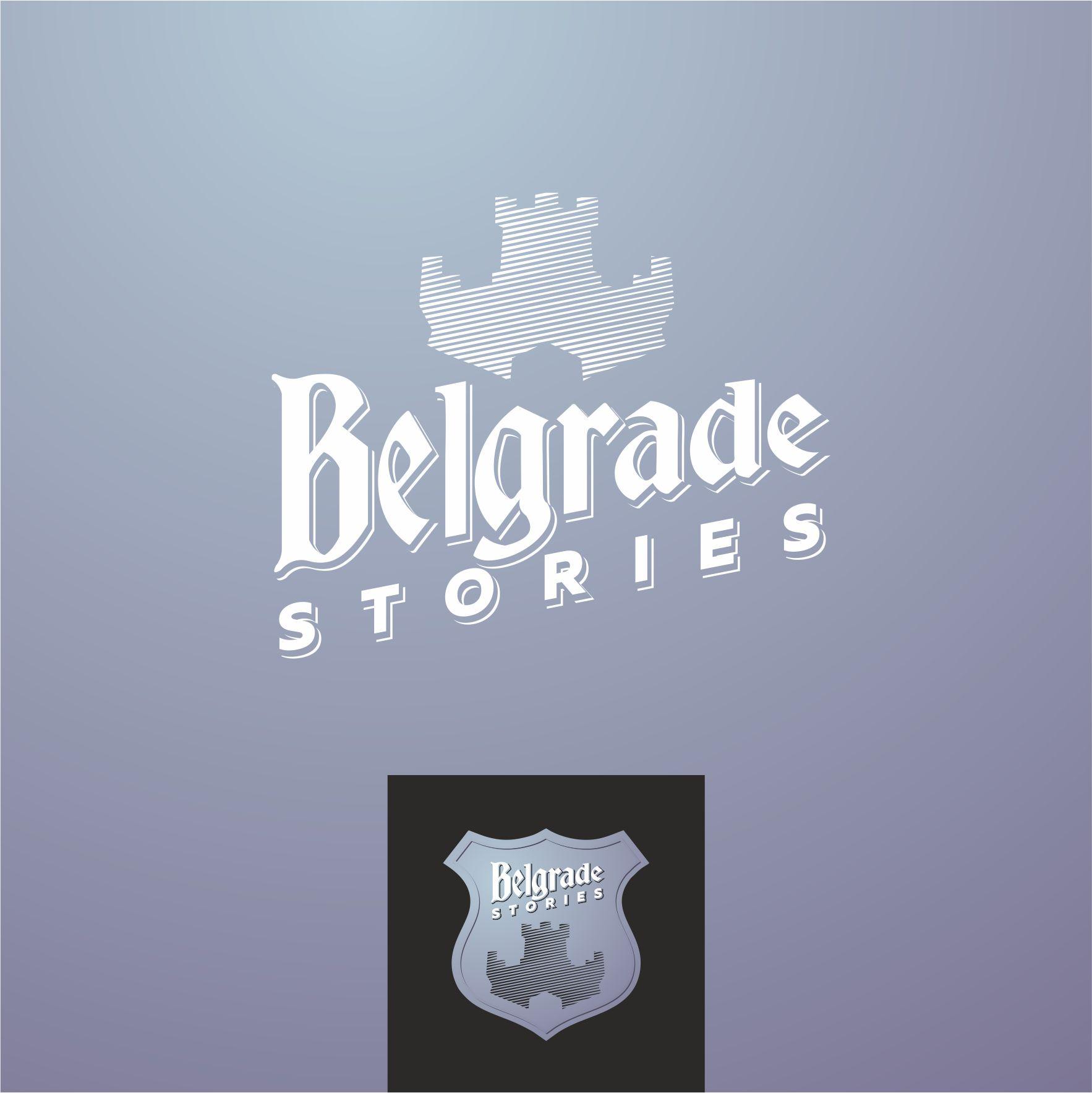 Логотип для агентства городских туров в Белграде фото f_40458933aa9426e3.jpg