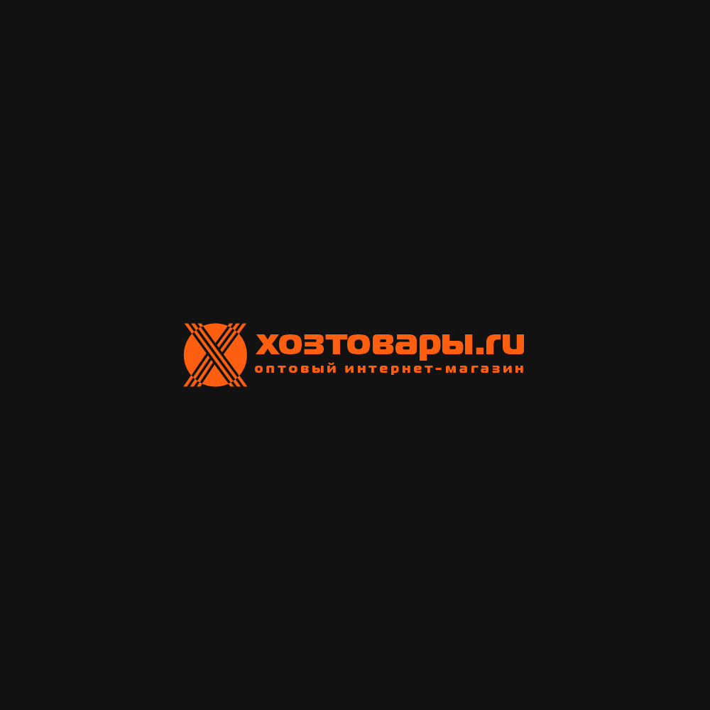 Разработка логотипа для оптового интернет-магазина «Хозтовары.ру» фото f_136606e056b8e076.png