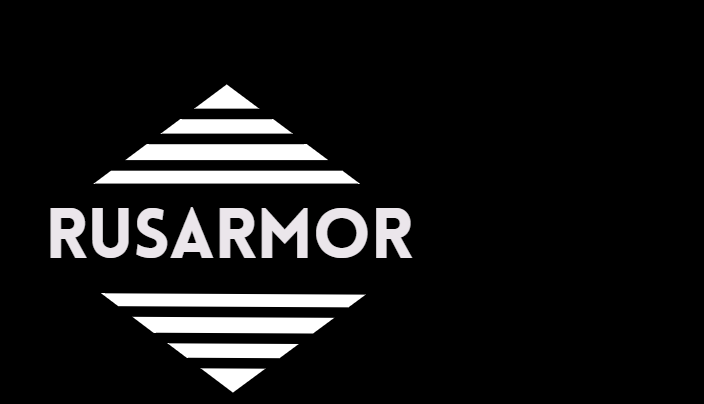 Разработка логотипа технологического стартапа РУСАРМОР фото f_0825a0df41331dab.png
