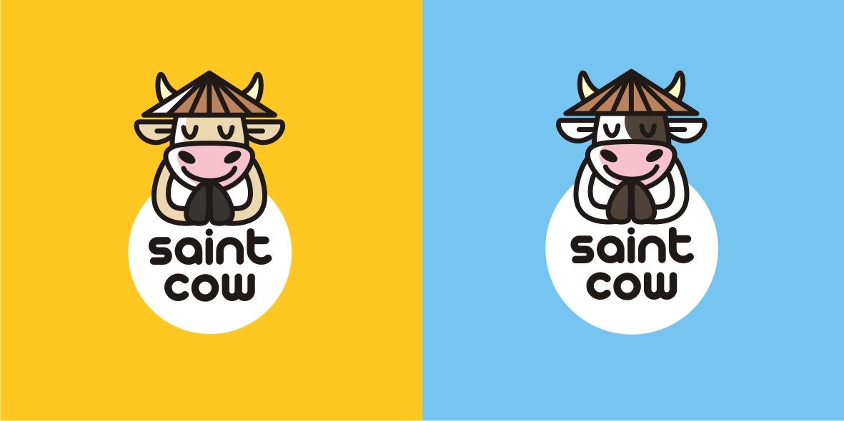 Фирменный стиль для компании Saint Cow фото f_19059c540e96ee09.jpg