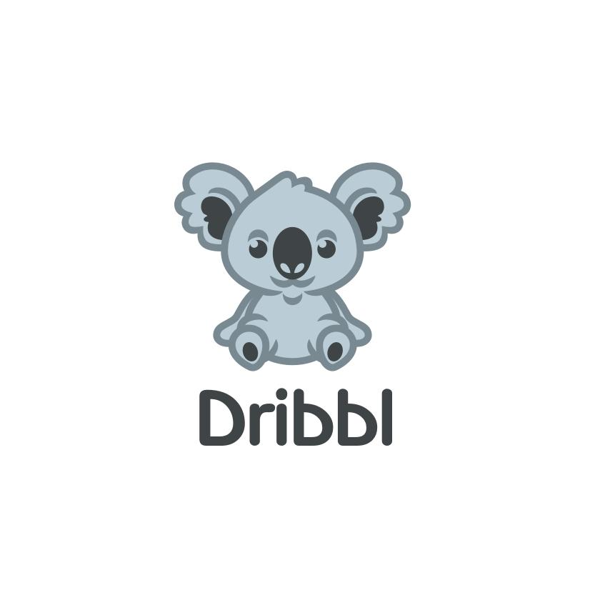 Разработка логотипа для сайта Dribbl.ru фото f_2465a9e858e3982e.jpg