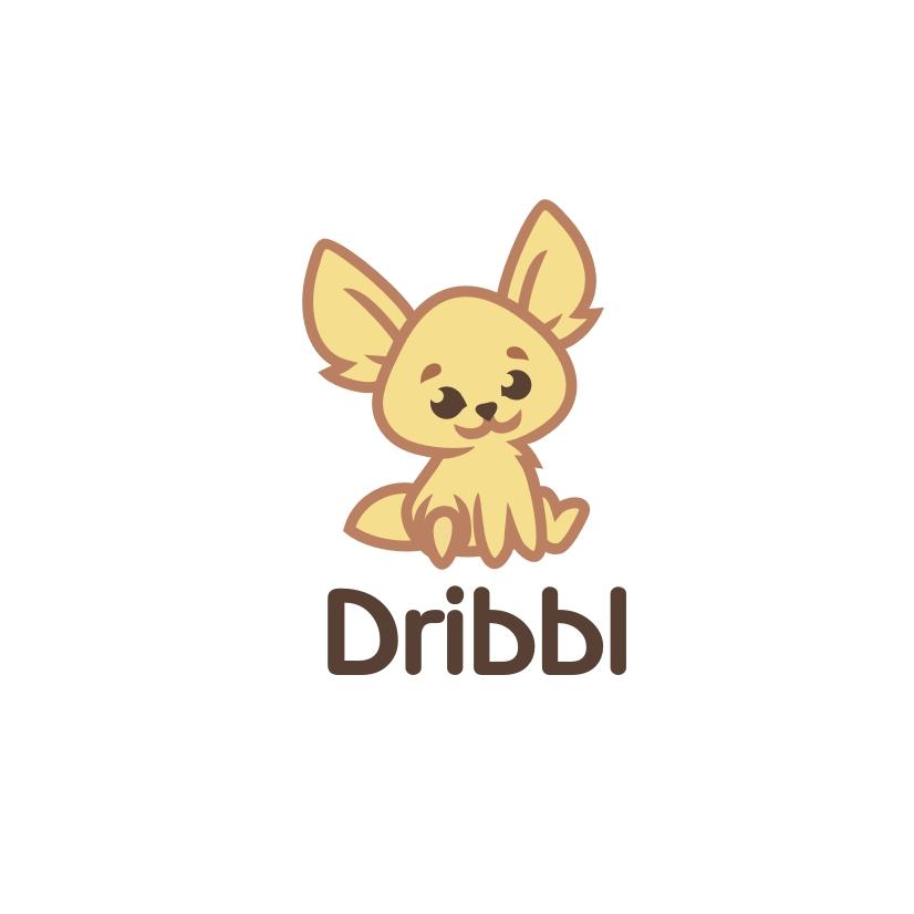 Разработка логотипа для сайта Dribbl.ru фото f_8065a9e85866336e.jpg