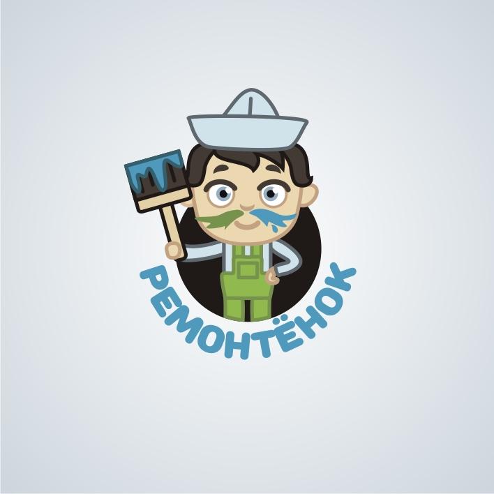 Ремонтёнок: логотип + брэндбук + фирменный стиль фото f_86159580825cfe42.jpg