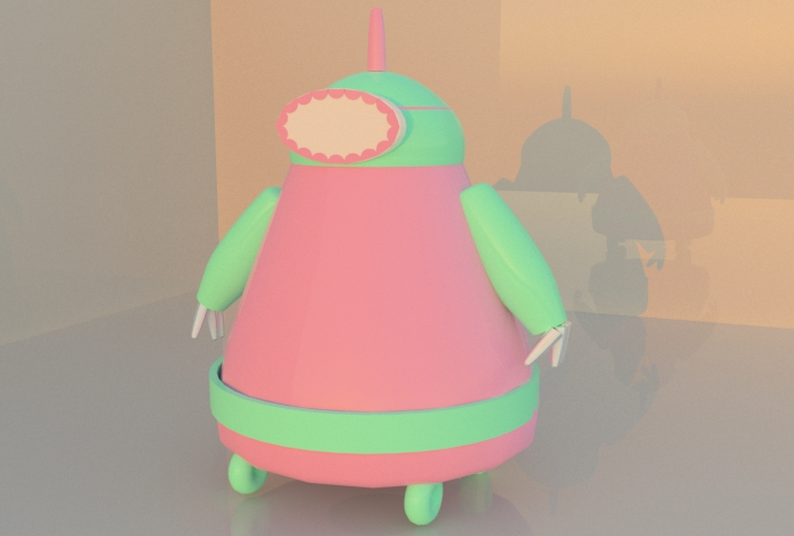 Конкурс на разработку дизайна детского домашнего робота. фото f_6865a7b25e80db19.jpg