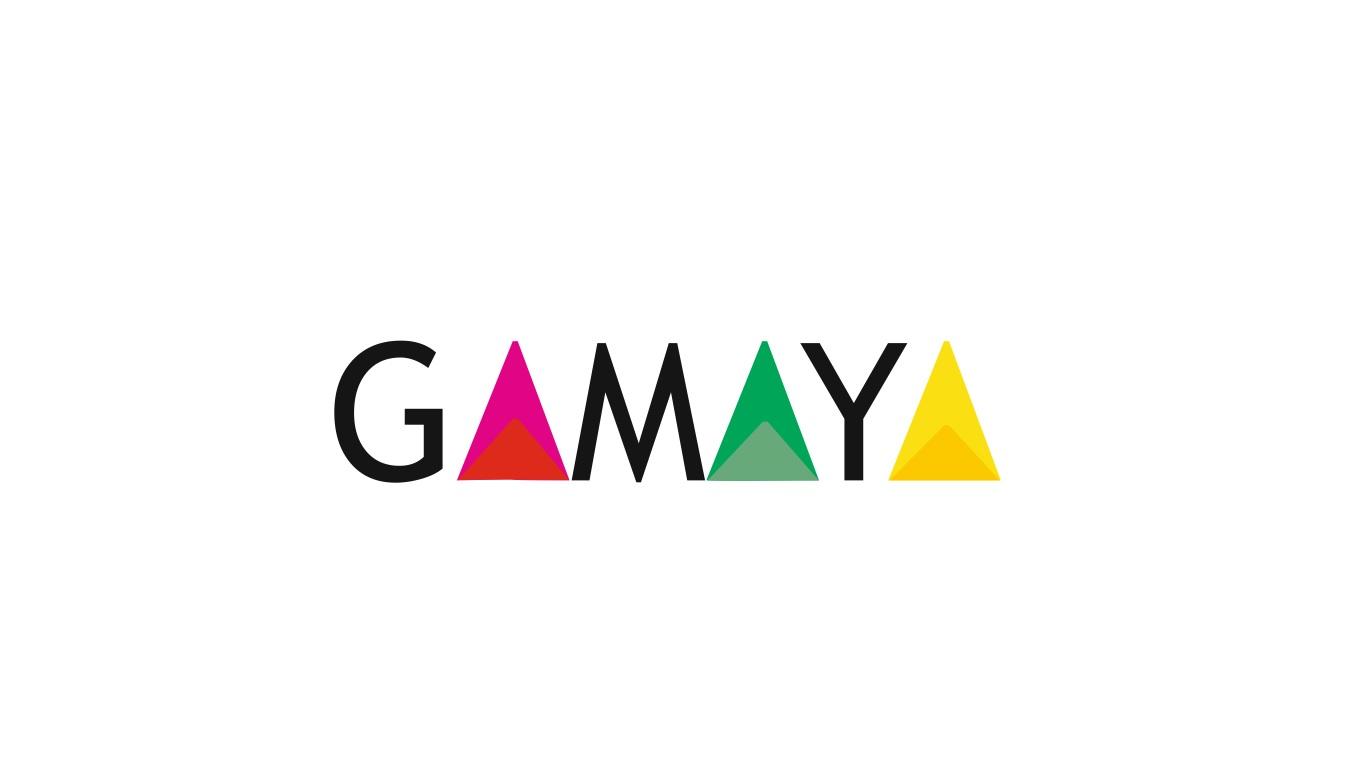 Разработка логотипа для компании Gamaya фото f_661548459a2d678c.jpg
