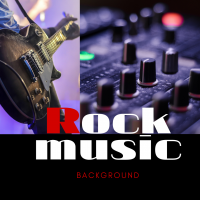 rock music background