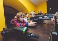Обучение стрельбе детей
