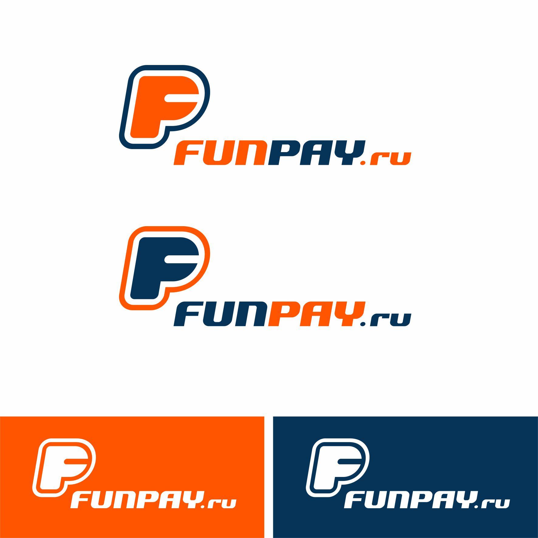 Логотип для FunPay.ru фото f_45159916e4c07c25.jpg